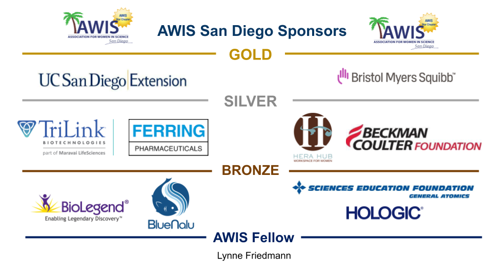 Jan 21 AWIS Sponsors No Background