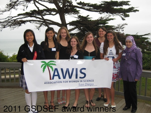 2011 GSDSEF award winners1